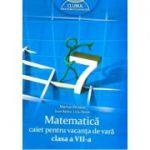 Matematica - caiet pentru vacanta de vara (clasa a VII-a)