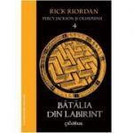 Percy Jackson şi Olimpienii IV. Bătălia din Labirint
