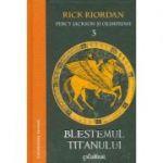 Percy Jackson si Olimpienii III - Blestemul titanului