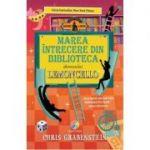 Marea intrecere din biblioteca domnului Lemoncello. Volumul 3