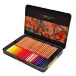 Set 48 de creioane colorate Renoir Marco