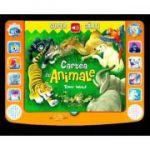 Cartea cu animale (Super Carti), Tony Wolf