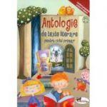 Antologie de texte literare pentru ciclul primar Bibliografie scoalara.