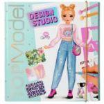 Carte de design vestimentar Design Studio by Depesche Sent First Class Post