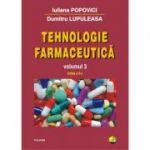 Tehnologie farmaceutica. Volumul III Editia a II-a