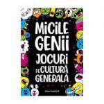 Micile genii - Jocuri de cultura generala