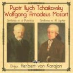 Simfonia nr. 6: Patetica – Simfonia nr. 4: Jupiter (CD)