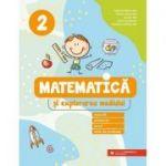 Matematica si explorarea mediului. Clasa a 2-a   Exercitii, probleme, jocuri, teste de evaluare.