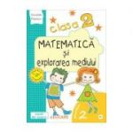 Matematica si explorarea mediului - caiet de lucru, clasa a II-a, partea 2 (E1)