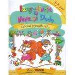 La gradinita cu nana si dodo 3-4 ani. caietul prescolarului
