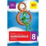 Matematica, culegere pentru clasa a 8-a. Semestrul I colectia Clubul Matematicienilor