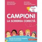 Campioni la scrierea corecta Clasele I-II