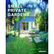 Small private gardens