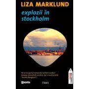 EXPLOZII IN STOCKOLM