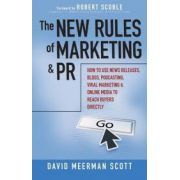 THE NEW RULES OF MARKETING &PR