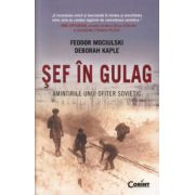 Sef in Gulag. Amintirile unui ofiter sovietic