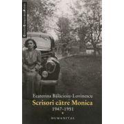 Scrisori catre Monica vol 1