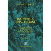 RAPSODIA EPISTOLARA. VOLUMUL II