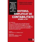 SISTEMUL SIMPLIFICAT DE CONTABILITATE APLICABIL DIN 2011