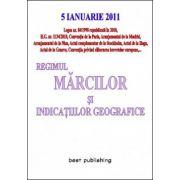 REGIMUL MARCILOR SI INDICATIILOR GEOGRAFICE 5 IANUARIE 2011
