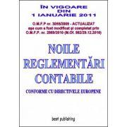 NOILE REGLEMENTARI CONTABILE 01 IANUARIE 2011