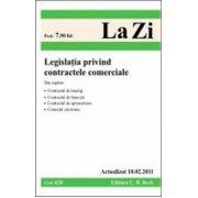 LEGISLATIA PRIVIND CONTRACTELE COMERCIALE 10.02.2011