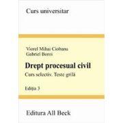 DREPT PROCESUAL CIVIL.CURS SELECTIV