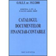 CATALOGUL DOCUMENTELOR FINANCIAR-CONTABILE.18 OCTOMBRIE 2010