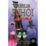 FAMILIA PUHOI-LA SCOALA
