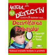 Micul detectiv. Dezvoltarea limbajului