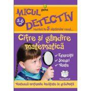 Micul detectiv. Cifre si gandire matematica