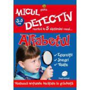 Micul detectiv. Alfabetul