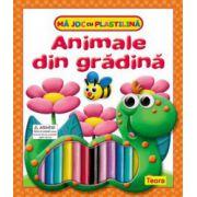 6587-ANIMALE DIN GRADINA
