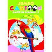Jumbo cartoon. Carte de colorat-2