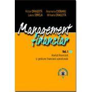 MANAGEMENT FINANCIAR VOL I