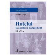 HOTELUL.ECONOMIE SI MANAGEMENT
