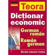 DICTIONAR ECONOMIC GERMAN-ROMAN, ROMAN-GERMAN
