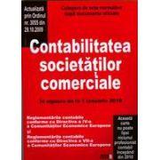 CONTABILITATEA SOCIETATILOR COMERCIALE 1 IANUARIE 2010