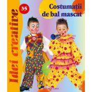 Costumatii de bal mascat- Idei creative 35