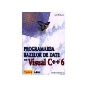 PROGRAMAREA BAZELOR DE DATE CU VISUAL C++6