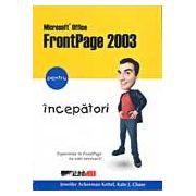FRONTPAGE 2003 PENTRU INCEPATORI