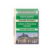 EVALUARE NATIONALA 2012 LIMBA SI LITERATURA ROMANA