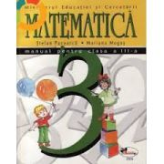 MATEMATICA. MANUAL CLASA III