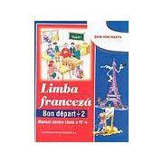 LIMBA FRANCEZA. MANUAL, CLASA IV