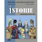 ISTORIE. MANUAL, CLASA IV