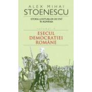 IST. LOV. DE STAT VOL.2-ESECUL DEMOCRATIEI ROMANE