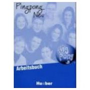 PING PONG 3. ARBEITSBUCH- CAIET