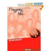 Pingpong Neu 1 Arbeitsbuch Dein Deutschbuch