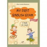 My first english exam. Grade 4
