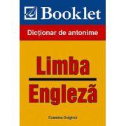 Limba engleza.Dictionar de antonime